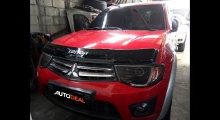 2013 Mitsubishi Strada GLX (4x2) MT