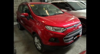 2012 Ford EcoSport Trend MT