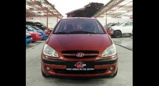 2006 Hyundai Getz 1.1L AT