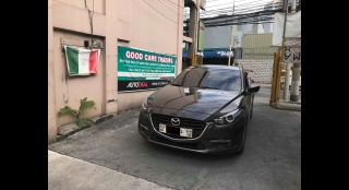 2018 Mazda 3 Sedan 1.5 SkyActiv V AT
