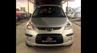2009 Hyundai i10 1.2L GLS AT