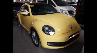 2014 Volkswagen Beetle 1.4L AT Gasoline
