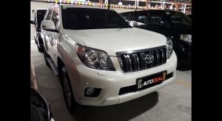 2012 Toyota Land Cruiser Prado 4WD AT