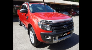 2014 Ford Ranger 3.2L Wildtrak 4x4 AT