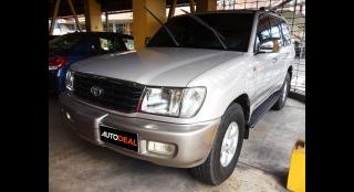 2002 Toyota Land Cruiser 100 4x4