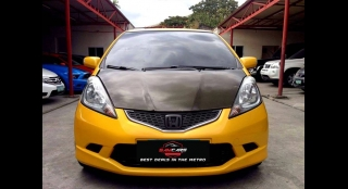 2010 Honda Jazz 1.5 V AT Gasoline