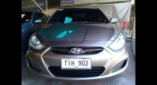 2012 Hyundai Accent Sedan AT