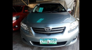 2008 Toyota Corolla Altis 1.6 G MT