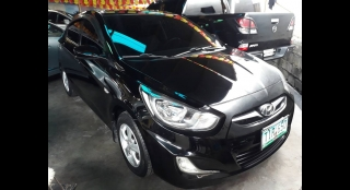 2012 Hyundai Accent Sedan GLS Gas AT