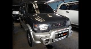2001 Mitsubishi Adventure GLX