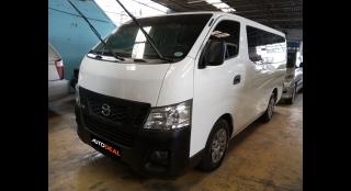 2016 Nissan NV350 Urvan 18-Seater