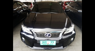 2012 Lexus CT200h Hybrid
