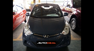 2017 Hyundai Eon MT