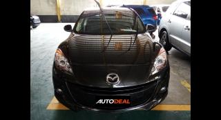 2013 Mazda 3 Hatchback 1.6S Hatchback AT