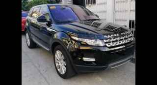 2015 Land Rover Range Rover Evoque 2.0L AT Diesel