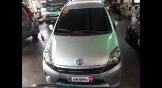 2016 Toyota Wigo E MT