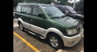 2002 Mitsubishi Adventure 2.0L MT Gasoline