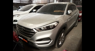 2017 Hyundai Tucson GL 2.0L AT Gasoline
