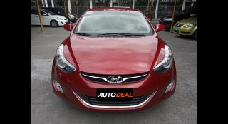 2012 Hyundai Elantra 1.8 GLS AT