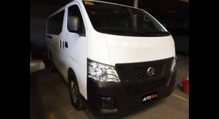 2015 Nissan NV350 Urvan VX18 MT Diesel