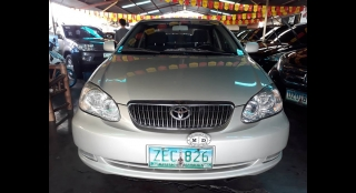 2006 Toyota Corolla Altis 1.6 E AT