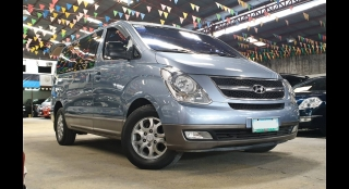 2008 Hyundai Grand Starex GOLD CRDI VGT