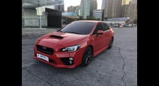 2016 Subaru WRX 2.0 CVT