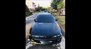 1995 Mitsubishi Galant 2.0L MT