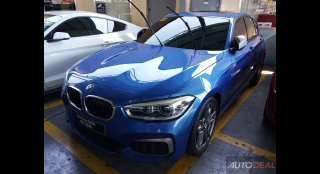 2016 BMW 1-Series Hatchback M135i