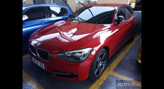 2012 BMW 1-Series Hatchback 118d
