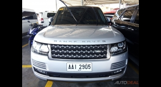 2014 Land Rover Range Rover Vogue SDV8