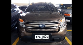 2015 Ford Explorer 3.5L V6 AT