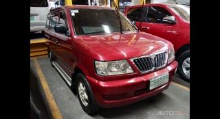 2002 Mitsubishi Adventure 2.0L MT Diesel