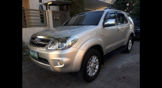 2008 Toyota Fortuner G Diesel AT