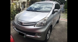 2013 Toyota Avanza 1.3 E AT