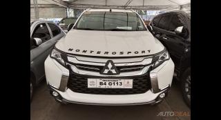 2019 Mitsubishi Montero Sport GLX 2.4 4x2 MT