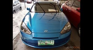 2007 Hyundai Coupe 2.0 L AT