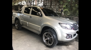 2014 Toyota Hilux 3.0G (4X4) DSL AT
