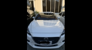 2017 Mazda 3 Sedan 1.5L AT Gasoline