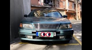 1997 Nissan Cefiro 2.0 V6 AT