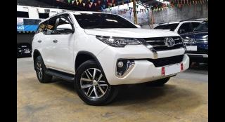 2016 Toyota Fortuner 2.8 V Diesel 4x4 AT (White Pearl)