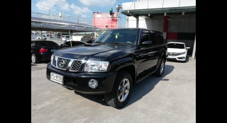 2013 Nissan Patrol Super Safari (4X4) AT