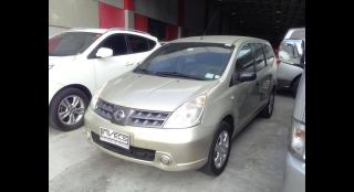 2011 Nissan Grand Livina Elite MT
