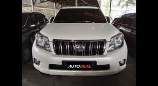 2011 Toyota Land Cruiser Prado 3.0L AT Gasoline