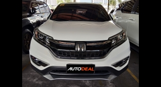 2016 Honda CR-V (4WD) 2.4L AT Gasoline