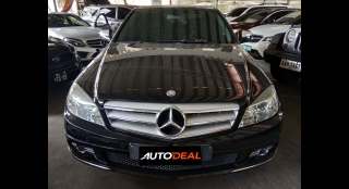 2007 Mercedes-Benz C-Class Sedan C200 K Avantgarde