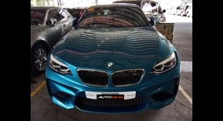 2018 BMW 2-Series Coupé M2