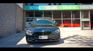 2015 BMW 3-Series Sedan 328i