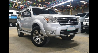 2010 Ford Everest XLT (4X2) AT
