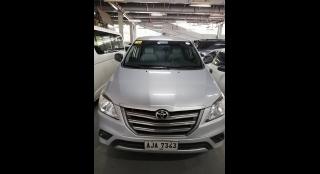 2015 Toyota Innova 2.5 E MT